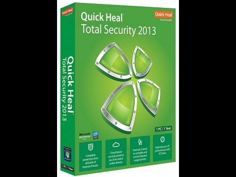 Quick heal Total Security 2015 full cracked all versions | FunnyCat.TV
