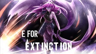 Nightcore - E For Extinction