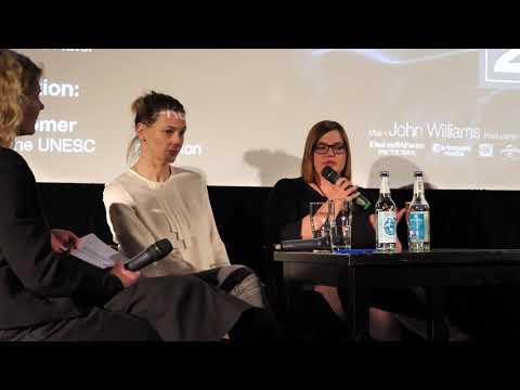 Podiumsdiskussion Presse- und Meinungsfreiheit, Abaton-Kino, Hamburg, 19. Februar 2018