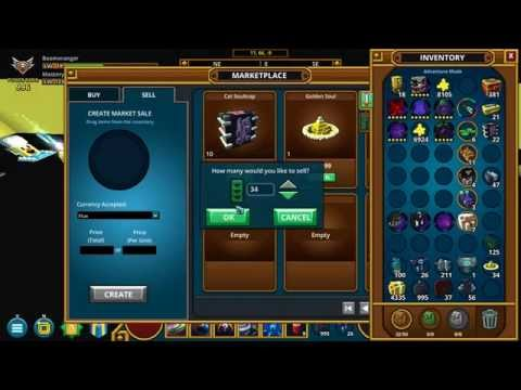 """Making Flux in Trove - """"The Basic Trade"""" - Part 1"""