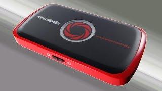 Как подключить карту захвата AverMedia Live Gamer Portable  к вашей PS4