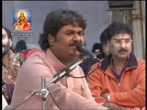 Osman Mir Gujarati Dayro Sanso Ki Mala Pein Gayatri Ashram Live Dayro