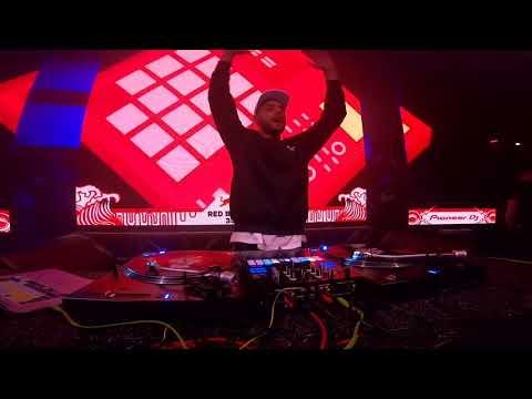 DJ Hamma - Red Bull Thre3style France Finals Winning Set 2018 #3Style
