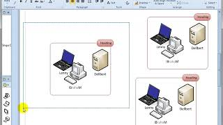 3.1 Organizing Visio Shapes with Containers