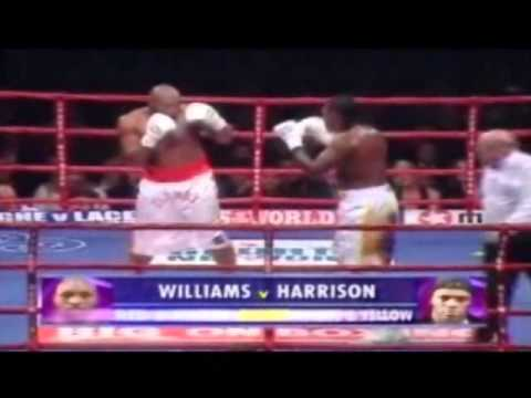 Audley Harrison vs Danny Williams (Part 1)