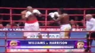 Audley Harrison vs Danny Williams (Part 1)