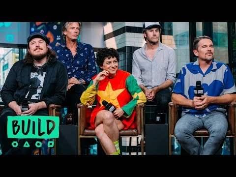 Ethan Hawke, Alia Shawkat, Ben Dickey, Josh Hamilton & Charlie Sexton Chat About The Biopic