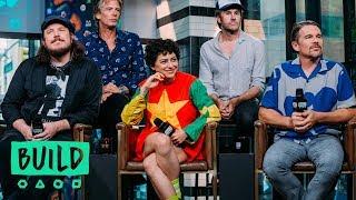 Ethan Hawke, Alia Shawkat, Ben Dickey, Josh Hamilton & Charlie Sexton Chat About The Biopic