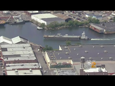 Gowanus Canal Goes From Toxic To Trendy