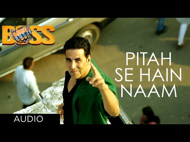 Pitah Se Naam Hai Tera Full Song Boss Hindi Movie 2013 | Akshay Kumar Travel Video