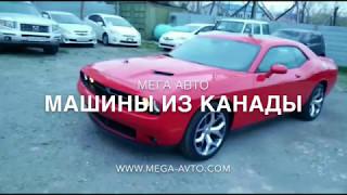 Новый Dodge Challenger доставлен и растаможен Мега Авто