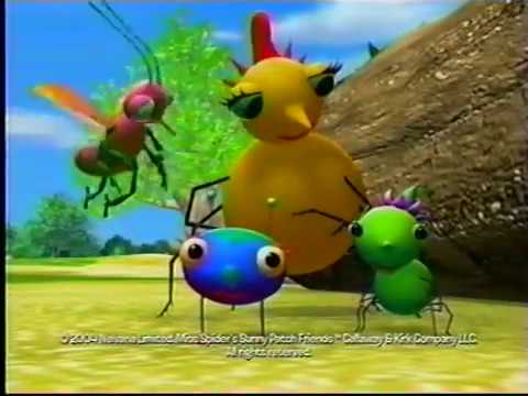 Image miss spider's sunny patch friends character promo bounce.