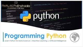 Programming Python | Machine Learning | Data Science | Artificial Intelligence