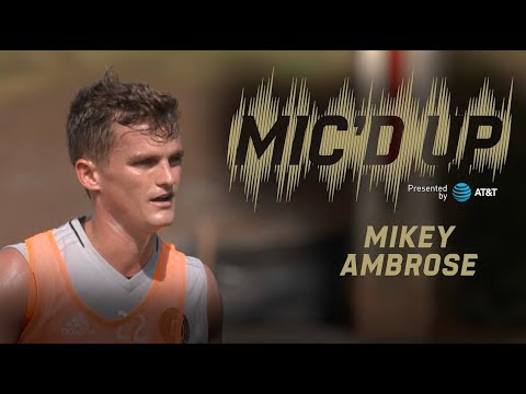 Mic'd Up: Mikey Ambrose