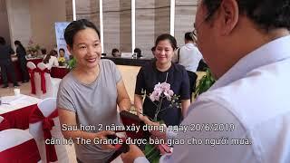 Sự kiện bàn giao dự án PHÚ MỸ HƯNG MIDTOWN - THE GRANDE