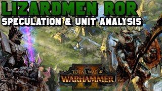 Lizardmen Regiments of Renown: Speculation & Unit Analysis | Total War: Warhammer 2