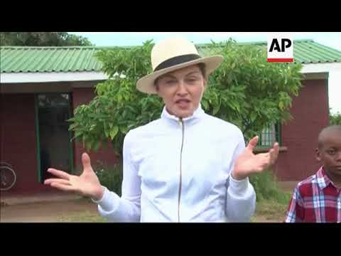 Madonna to celebrate 60th birthday with Malawi fundraiser