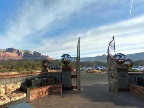 Good Morning AZ Broadcasts Live from Mariposa in Sedona, Arizona!