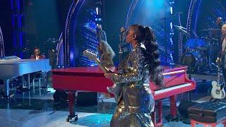 Elton John Tribute feat. H.E.R, Brandi Carlile, Demi Lovato & Musical Director Tal Wilkenfeld