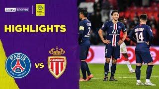 PSG 3-3 Monaco | Ligue 1 19/20 Match Highlights