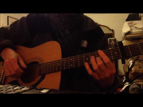 Alessia Cara - Stone (guitar tutorial for esta, part 1)