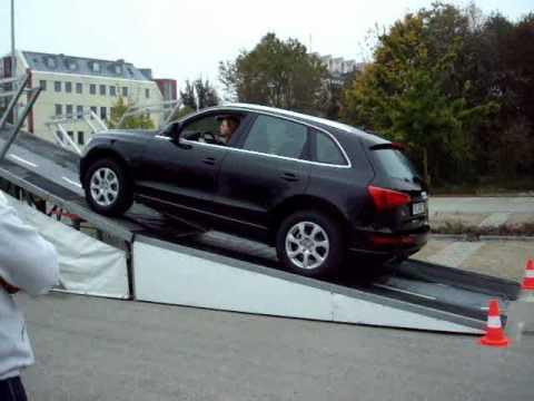 Quattro vs xDrive - Audi Q5 gegen BMW X3