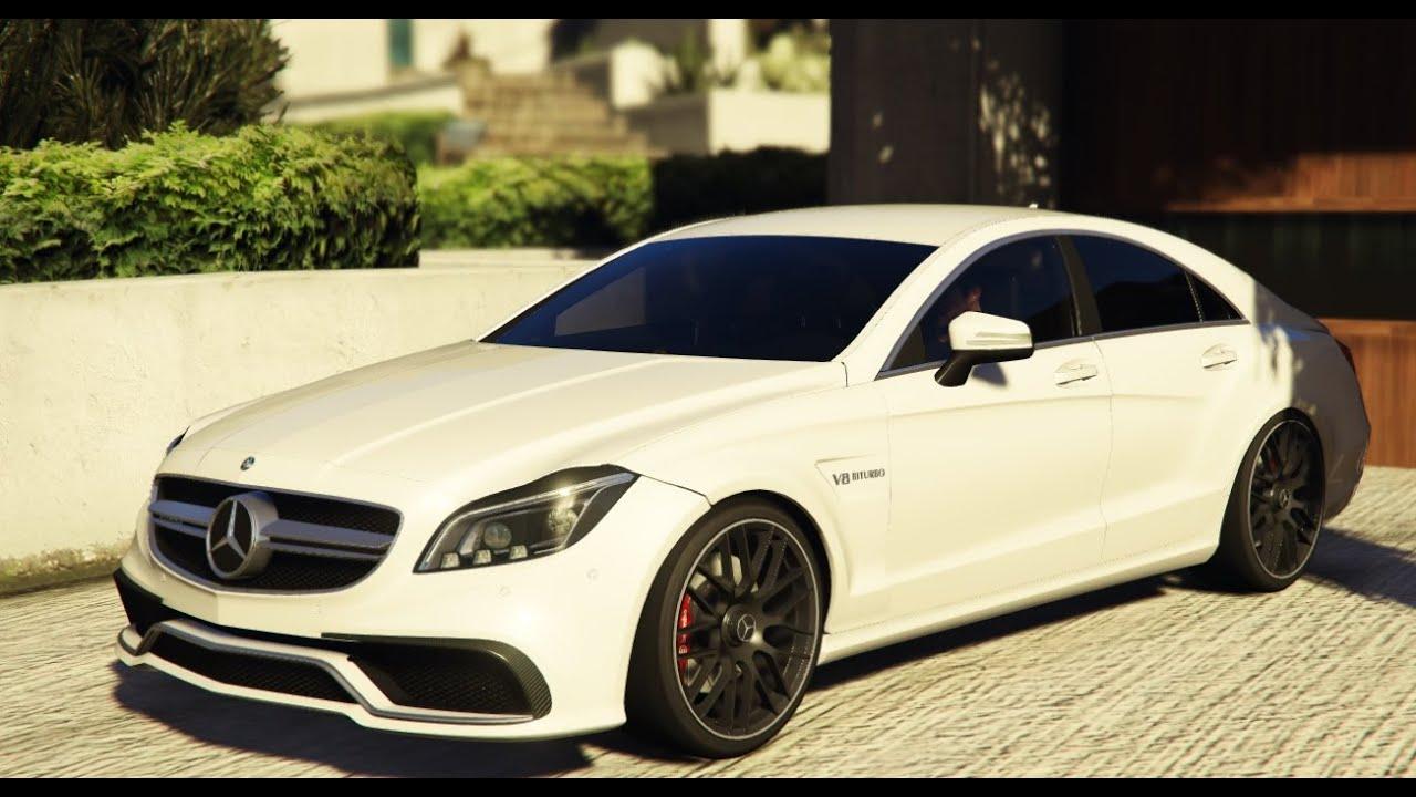 Mercedes Benz Gta