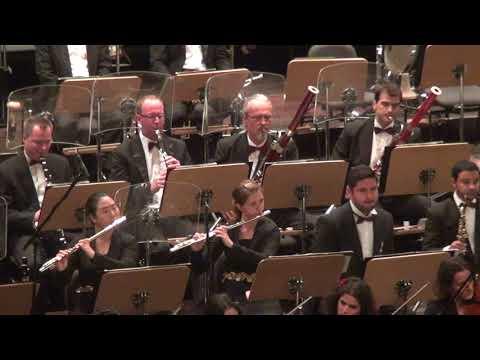 Prokofiev - Symphony No 1 Classical  -  Larghetto  -  Qatar Philharmonic Orchestra - Kitajenko