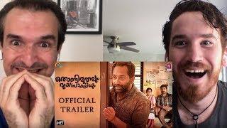 Thondimuthalum Dhriksaakshiyum Trailer REACTION!!   Fahadh Faasil