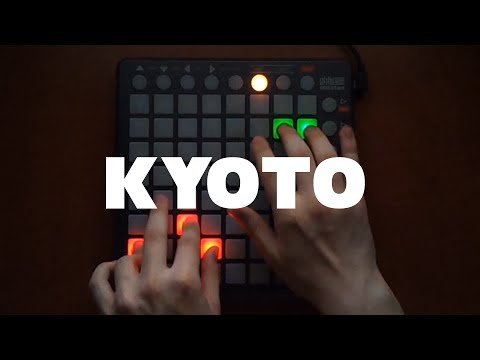 Skrillex - KYOTO (GHET1 Launchpad cover)