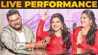Sembaruthi Shabana Imitates Thalapathy Vijay MASS Dialogue On Stage! Galatta Nakshathra Awards 2019