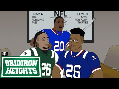 The RB Committee Tries to Get Paid Like WRs | Gridiron Heights S4E7