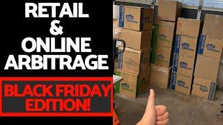 Black Friday Retail Arbitrage Tips & Tricks   Live Q&A!