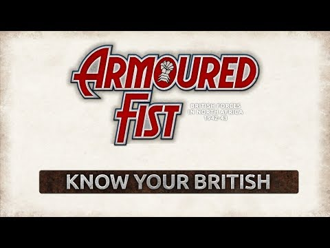 Know Your British – Infantry Tanks