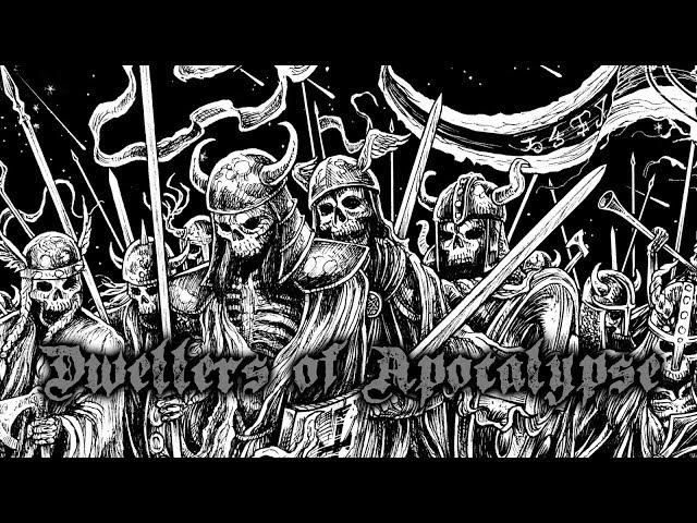 DAEMONIAC - Dwellers of Apocalypse (Official Lyric-Video) [2019]
