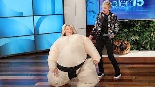 Ellen Tests Megyn Kelly