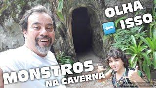 Caverna de Aquários Jumbo e Plantados - Dica de AQUARISMO JUMBO passeio no RJ -