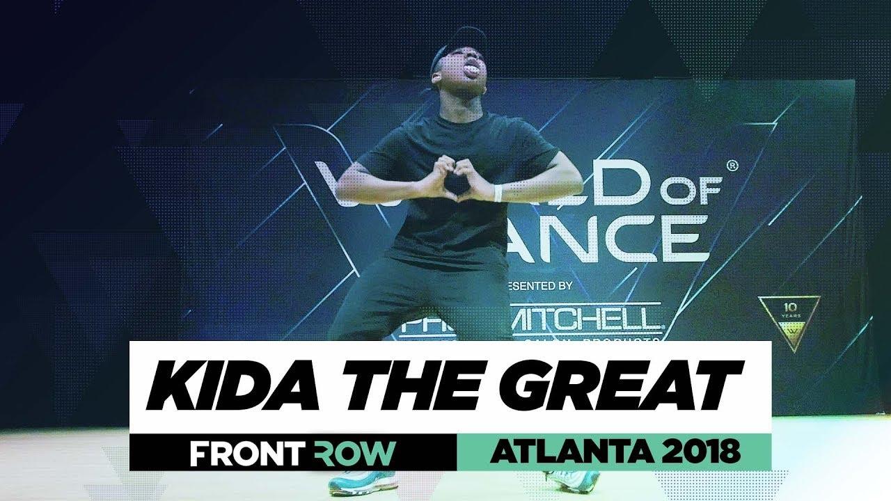 Kida The Great | World of Dance Atlanta 2018