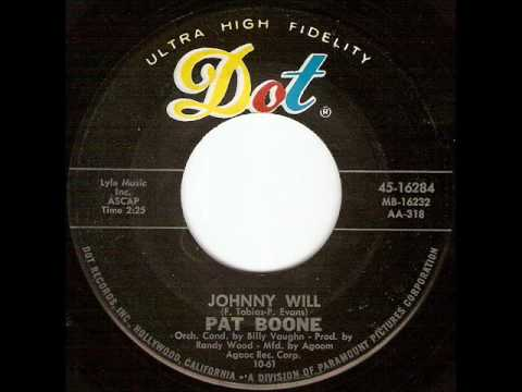 Pat Boone - Johnny Will