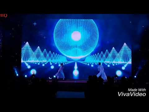 LED Interactive Dance 1 - Vietnam
