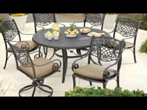 Agio Patio Furniture Youtube