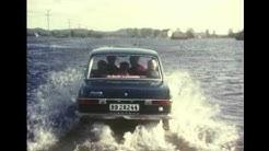 1968 Ylitornio Aavasaksa tulva