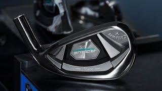Callaway Rogue X Golf Irons Steel