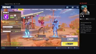 Fortnite travel to the top