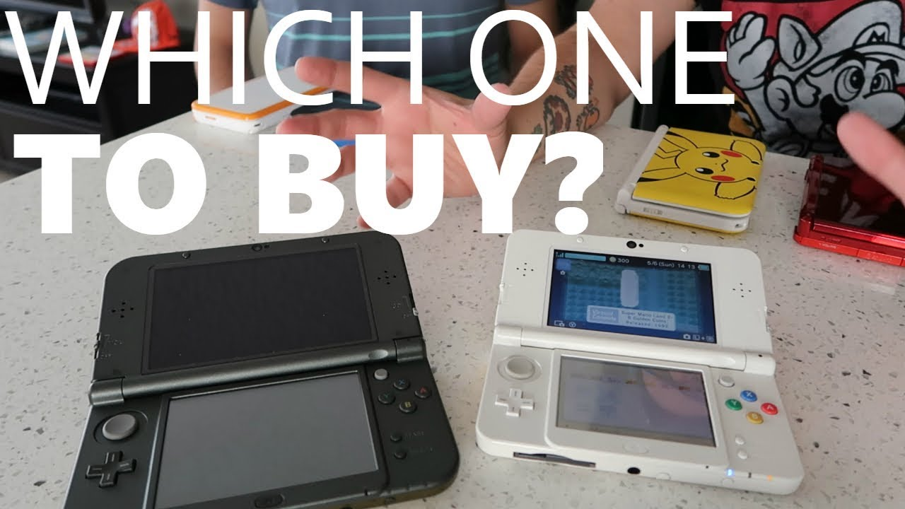 HUGE 3DS collection  Which one to buy?