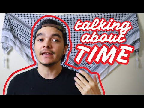 LEARN PALESTINIAN ARABIC // Talking About TIME (Now / Still / Before / After)