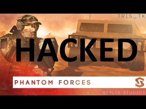 WORKING PHANTOM FORCES HACK AIMBOT ESP MONEY