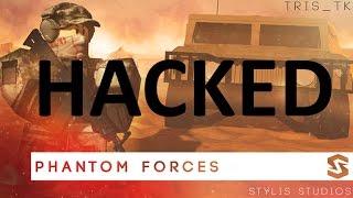 Phantom Forces Mod Menu