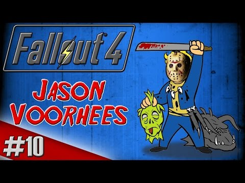 Fallout 4: Jason Voorhees Does Arts and Crafts | #10