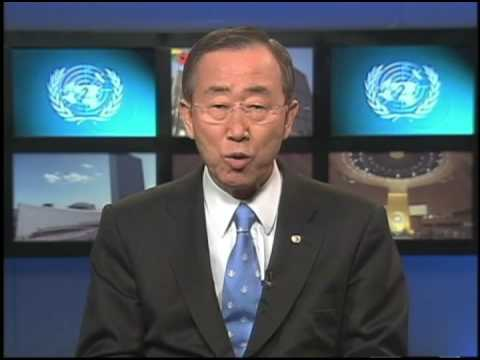"""On this UN Day, we must be more united than ever"" (Ban Ki-moon)"